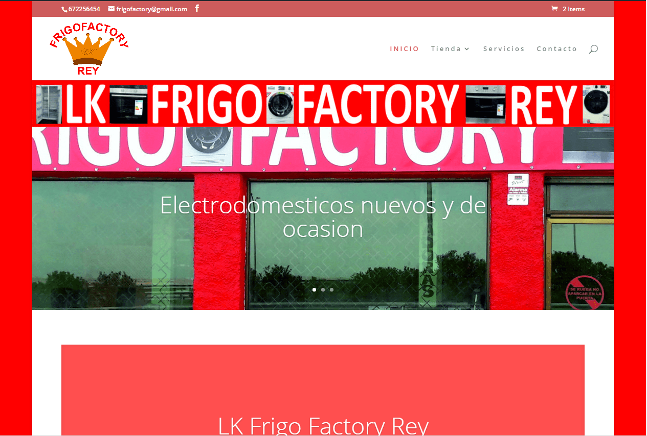 Frigofacatoryrey